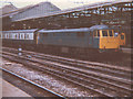 SJ7154 : Electric haulage at Crewe by Stephen Craven