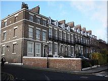 NZ2364 : Winchester Terrace, Newcastle by Roger Cornfoot