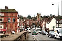 SO7875 : Load Street, Bewdley by Peter Langsdale