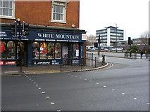 SP0198 : White Mountain by Gordon Griffiths