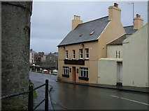 SC2667 : The Castle Arms (Glue Pot) Castletown by Richard Hoare