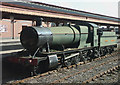 SP0786 : Preserved locomotive at Moor Street station by Peter Langsdale
