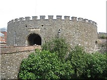 TR3752 : Deal Castle, Kent by Peter Neal