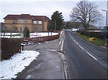 TQ8335 : Green Lane junction on Benenden Road by David Anstiss