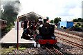 TG3018 : Norfolk:  Bure Valley Railway at Wroxham by Dr Neil Clifton