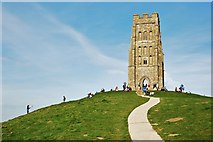 ST5138 : Glastonbury Tor by Mr Eugene Birchall
