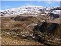SN8618 : Cwm Nant Lloi by Alan Bowring