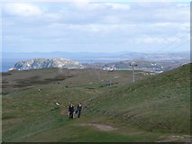 SH7683 : The Great Orme by Chris Page