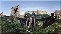 TA0489 : Scarborough Castle by Alan Walker
