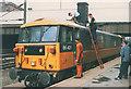 SD5329 : Pantograph repair at Preston by Stephen Craven