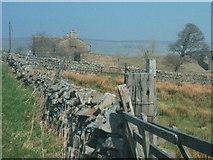 SD7992 : Dandry Mire Farm, Garsdale by Stephen Craven