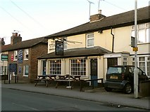 TL7105 : 'The Star' public house, in Chelmsford by Robert Edwards