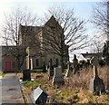 SJ9497 : Dukinfield Old Chapel by Gerald England