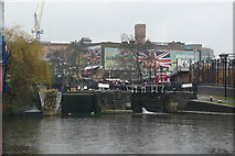 TQ2884 : Camden Lock on Regent's Canal by Peter Trimming