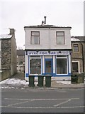 SE1527 : Wyke Fish Bar - Huddersfield Road by Betty Longbottom