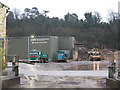TQ3161 : Day Aggregates recycling plant, Purley by Stephen Craven