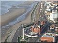 SD3036 : Blackpool North Shore by Malc McDonald