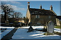 SP1039 : Cottage in Willersey by Philip Halling
