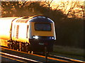 SU2688 : Leading power car, HST 125 en route to London by Brian Robert Marshall