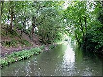 SP0979 : Stratford-upon-Avon Canal near Warstock, Birmingham by Roger  Kidd