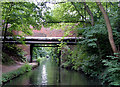 SP0979 : School Road Bridge at Warstock, Birmingham by Roger  Kidd