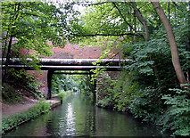 SP0979 : School Road Bridge at Warstock, Birmingham by Roger  Kidd
