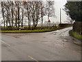 SJ6280 : Lake Lane by David Dixon