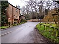 SJ6180 : High Barn by David Dixon