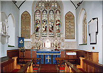 ST0608 : St Mary, Kentisbeare, Devon - Chancel by John Salmon