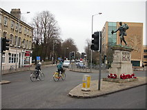 TL4557 : Station Road, Cambridge by Peter S