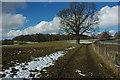SO7534 : Bromesberrow Estate by Philip Halling