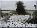 TL0956 : Footpath to Rectory Farm by Shaun Ferguson