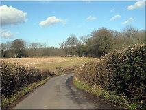 TQ8854 : Hogbarn Lane by Oast House Archive
