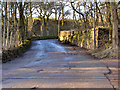 SD8312 : Birtle Road by David Dixon