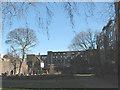 TQ3279 : St George's Gardens, Tabard Street, Southwark by Stephen Craven