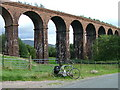 SD6196 : Disused viaduct at Lowgill by Malc McDonald