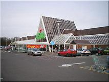 SO9199 : ASDA store - Waterloo Road by Richard Law