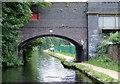 SP0585 : St James Road Bridge near Five Ways, Birmingham by Roger  Kidd