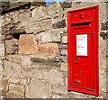 J4874 : Letter box, Newtownards (1) by Albert Bridge