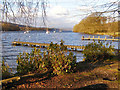 SD3887 : Windermere at Fell Foot Park by David Dixon