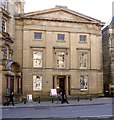 NZ2463 : Newcastle Literary & Philosophical Society, Westgate Road by Andrew Curtis