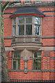 SK5639 : Oriel window on Castle Court by David Lally