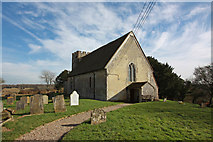 TR1148 : St Bartholomew, Waltham, Kent by John Salmon