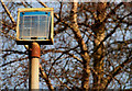 J3064 : Solar panel near Lisburn by Albert Bridge