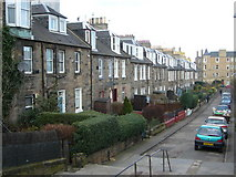 NT2774 : Regent Place, Abbeyhill by kim traynor