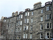 NT2572 : Roseneath Place tenements, Marchmont by kim traynor