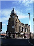 NZ2364 : Prudhoe Street Mission, Westgate Hall, Corporation Street by Christine Johnstone