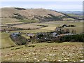 NT9130 : Kirknewton from West Hill by Andrew Curtis