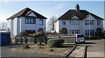 ST3288 : Lincoln Close, Newport by Jaggery