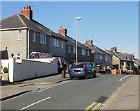 ST3288 : Norfolk Road, Newport by Jaggery